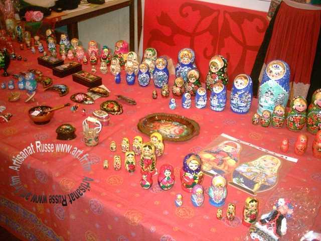Decoration russe Folklore russe Decoration a theme russe